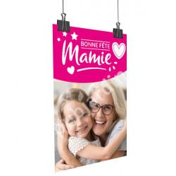 A91- Affiche bonne Fête Mamie