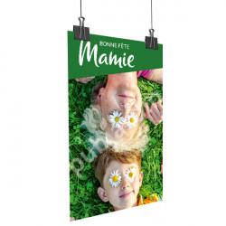 A92- Affiche bonne Fête Mamie
