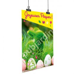 A41- Affiche Joyeuses Pâques