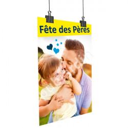 A45- Affiche Fête des Pères