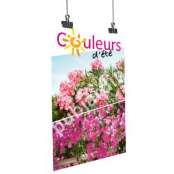 A59- Affiche couleurs d'été - Laurier