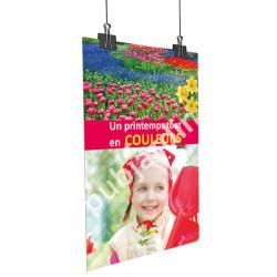 A60- Affiche un printemps tout en couleurs
