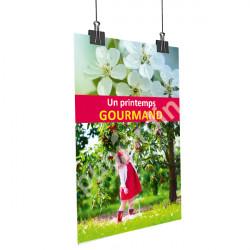 A64- Affiche Printemps gourmand