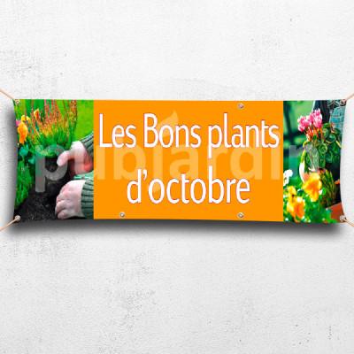 C09-Banderole Bons Plants Octobre