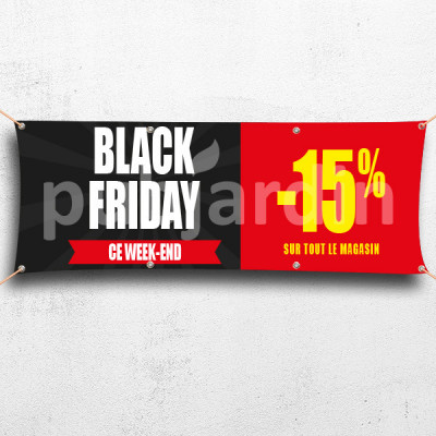 C51-Banderole Black Friday -15%