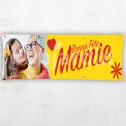 C62-Banderole Bonne Fête Mamie