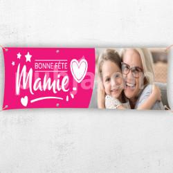 C63-Banderole Bonne Fête Mamie