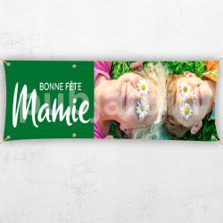 C64-Banderole Bonne Fête Mamie