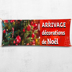 C50-Arrivage décorations de Noël