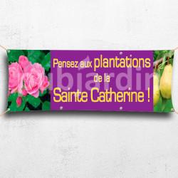 C13-Banderole Plantations Sainte Catherine