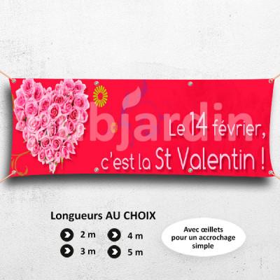 C03-Banderole Saint Valentin