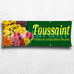 C43- Banderole spécial Toussaint