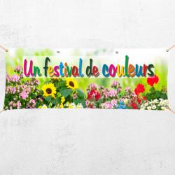 C72-Banderole un festival de couleurs