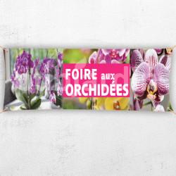 C83-Banderole foire aux orchidées