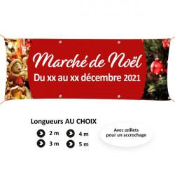 C94 - Marché de Noël personnalisable