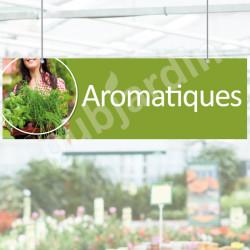 Panneau Aromatiques en Dibond®