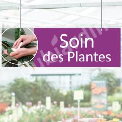 Panneau Soin des Plantes en Dibond®