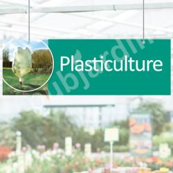 P35- Panneau signalétique Plasticulture