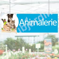 P7- Panneau rayon animalerie